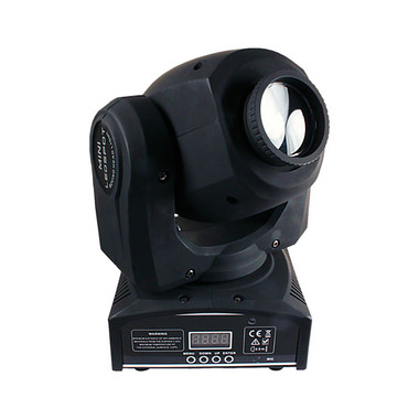 Large LED Moving Head Disco Light - Front View