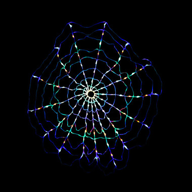 Multi Color LED Chasing Motion Web Light