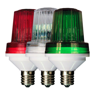 SMD Compact C9 Tower Strobe - Color Options
