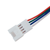 12 Inch Female RGB Connector Wire for RGB SMD LED Bar Fixtures