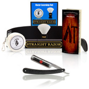 Straight Razor Learning Set