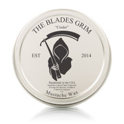 "The Blades Grim - Mustache Wax ""Cinder"""