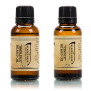Smolder & Cinder 2 Pack of Luxury Beard Oil - The Blades Grim