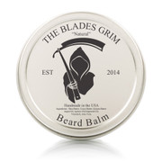 The Blades Grim Beard Balm - Natural Scent