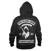 The Grim Blades Hoodie With Print