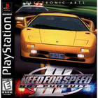 Need for Speed III: Hot Pursuit - PS1