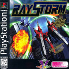 RayStorm - PS1 (Used, With Book)