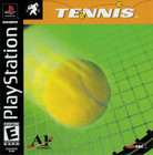 Tennis - PS1 (Used, With Book)