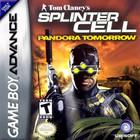 Tom Clancy's Splinter Cell Pandora Tomorrow - GBA (Cartridge Only)