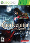 Castlevania Lords of Shadow - XBOX 360 (Used, With Book)
