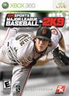 MLB 2K9 - XBOX 360