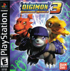 Digimon World 2 - PS1 (With Book)