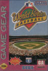World Series Baseball - Game Gear (Cartridge Only)