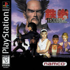 Tekken 2 - PS1 (Used, With Book)