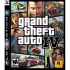 Grand Theft Auto IV - PS3 (Disc Only)