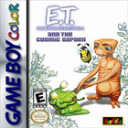 E.T. The Extra Terrestrial and the Cosmic Garden - GBC - (Cartridge Only, Label Wear)