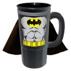 DC Comics Batman Character Caped 22oz. Plastic Stein