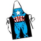 Marvel Captain America Be the Hero Apron