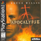 Apocalypse - PS1 (Used, With Book)