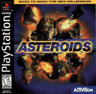 Asteroids - PS1 (Used, With Book)