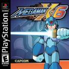 Mega Man X6 - PS1 (With Book)