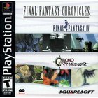 Final Fantasy Chronicles - PS1 (With Book)