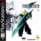 Final Fantasy VII - PS1 (Black Label, No Book)
