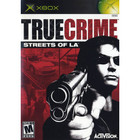True Crime: Streets of LA - XBOX - Disc Only