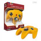 N64 CirKa Controller (Yellow)