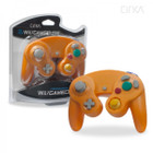 Wii/ GC CirKa controller (Orange)