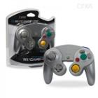 Wii/ GC CirKa controller (Silver)