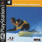 Snowboarding - PS1 (Used, With Book)