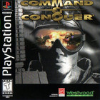 Command & Conquer - PS1 (Used, With Book)