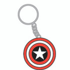 MARVEL CAPTAIN AMERICA SHIELD KEYCHAIN