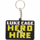 MARVEL LUKE CAGE HERO FOR HIRE KEYCHAIN