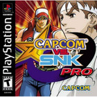 Capcom vs. SNK Pro - PS1 (Used, With Book)
