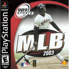 MLB 2003 - PS1 (Used, With Book)