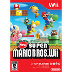 New Super Mario Bros. Wii - Wii (Disc Only)