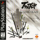 Bushido Blade - PS1 (Used, With Book)