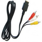 PS2 AV CABLE - (HYDRA) (BULK PACKAGING)
