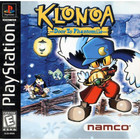 Klonoa: Door to Phantomile - PS1 (Used, With Book, Slight Manual Wear)
