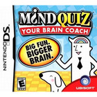 Mind Quiz: Your Brain Coach - DS/DSi (Cartridge Only)