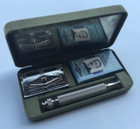 1952 Military Issued Gillette Shaving Kit - Brand New Museum Quality
