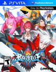 BlazBlue: Chrono Phantasma - PS Vita  [Brand New]
