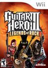 Guitar Hero III: Legends of Rock - Wii