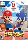 Mario & Sonic at the Olympic Games- Wii