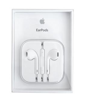 Original Apple EarPods - Mic & 3.5mm Headphone Plug