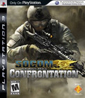 SOCOM: U.S. Navy SEALs Confrontation - PS3 [Brand New]