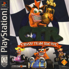 Crash Team Racing - PS1 (Used, With Book)