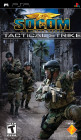 SOCOM: U.S. Navy SEALs Tactical Strike - PSP